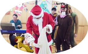 クリスマス会のイメージ